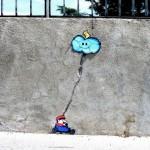 funny-street-art-mario-cart