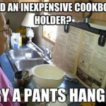 cookbook-holder